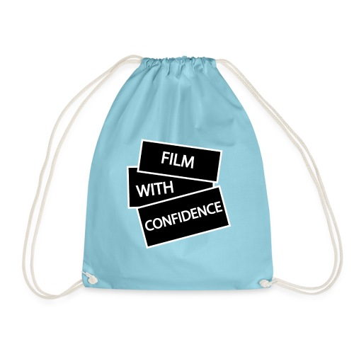Film with Confidence - Drawstring Bag