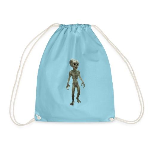 alien real - Mochila saco