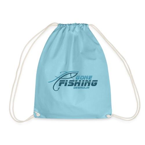 GONE-FISHING (2022) DEEPSEA/LAKE BOAT B-COLLECTION - Drawstring Bag