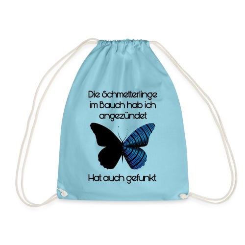Schmetterlinge Im Bauch - Turnbeutel