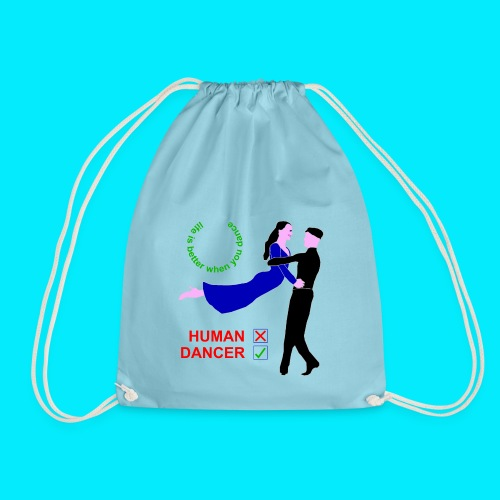 Ballroom Stars - Dancer not Human - Turnbeutel