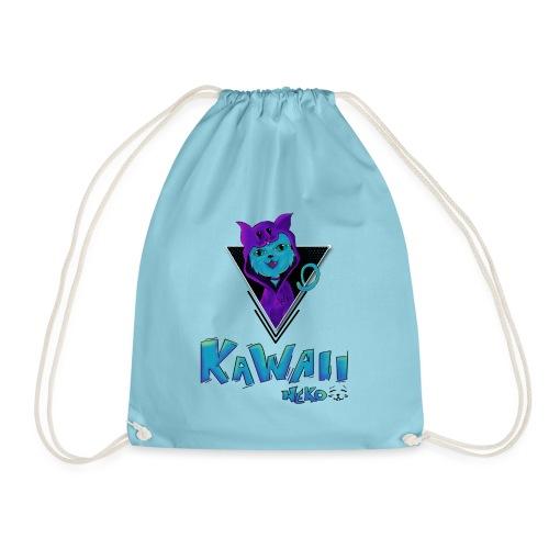 Neko Kawaii - Mochila saco