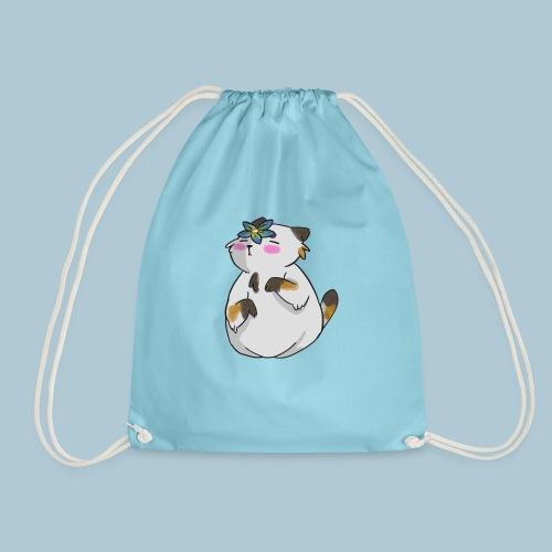 Gato chill 2 - Mochila saco