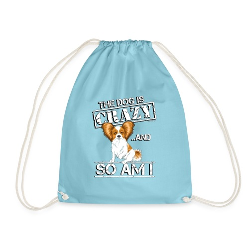 papicrazy2 - Drawstring Bag