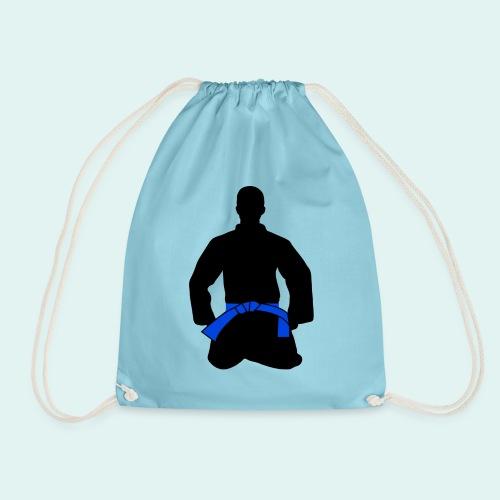 Judo Blaugurt - Turnbeutel