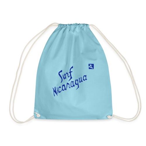 Surf Nicaragua Val Kilmer Chris Knight - Drawstring Bag