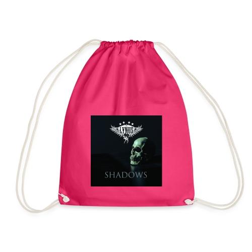 Lynus Shadows EP Art Promo Design - Drawstring Bag