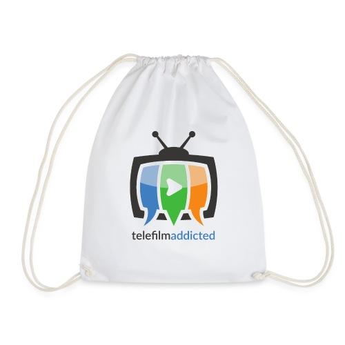 Telefilm Addicted Logo - Sacca sportiva
