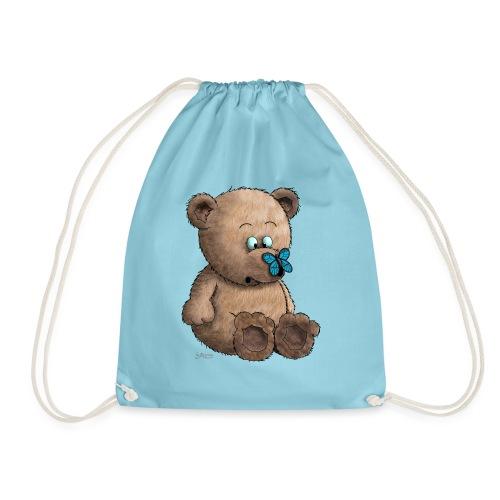 Teddybär - Turnbeutel