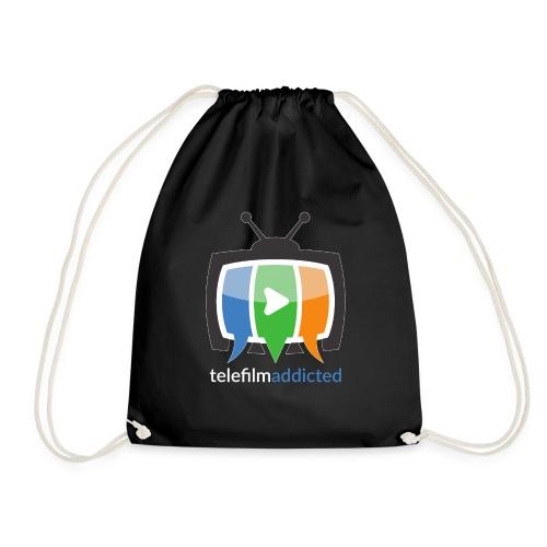 Logo Telefilm Addicted - Sacca sportiva