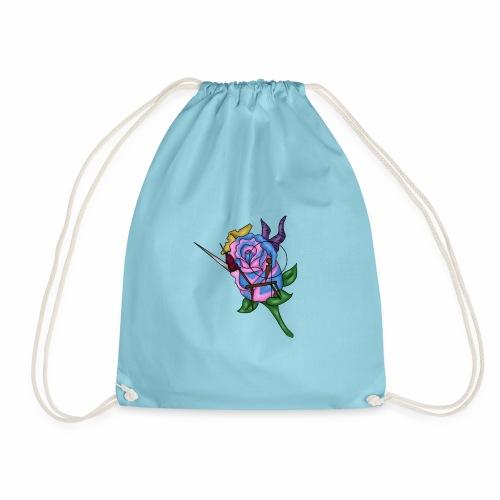 Snoozing princess - Drawstring Bag