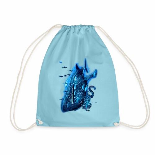 Piel ballena / Whale skin - Mochila saco