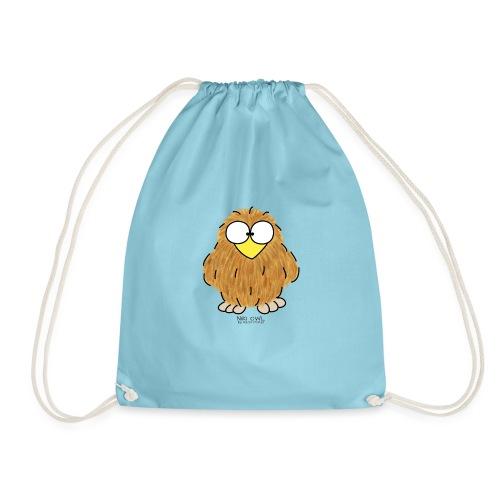 Niki Owl - Drawstring Bag