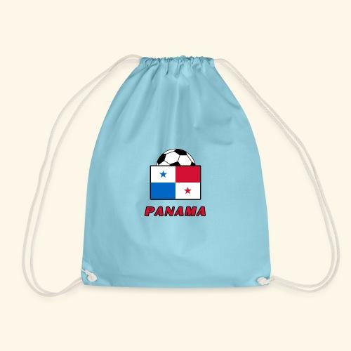 PANAMA national team design - Drawstring Bag