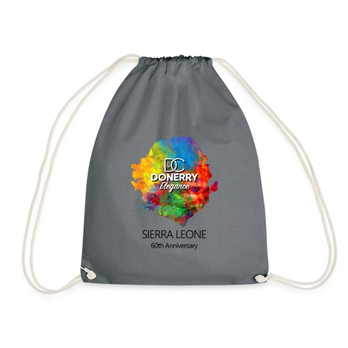 Sierra 60 limited design - Drawstring Bag