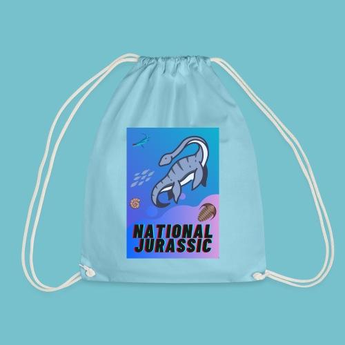 Aquatic Life - Drawstring Bag