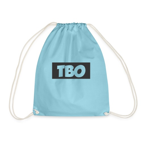 TBO BasketballBall jersey - Drawstring Bag