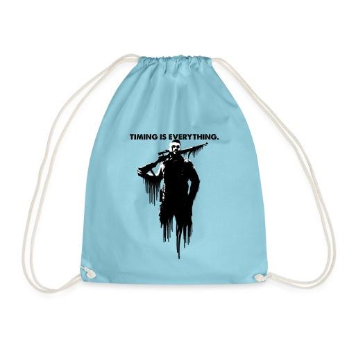 Sniper Elite - Timing is Everything - Drawstring Bag