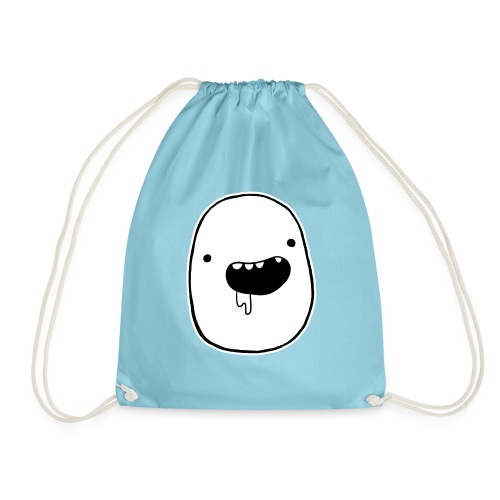 Just John Comics - Happy John - Drawstring Bag