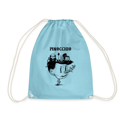 pinocchio - Sacca sportiva