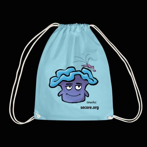 Jo Grumpy - Drawstring Bag