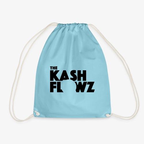 The Kash Flowz Official Black - Sac de sport léger