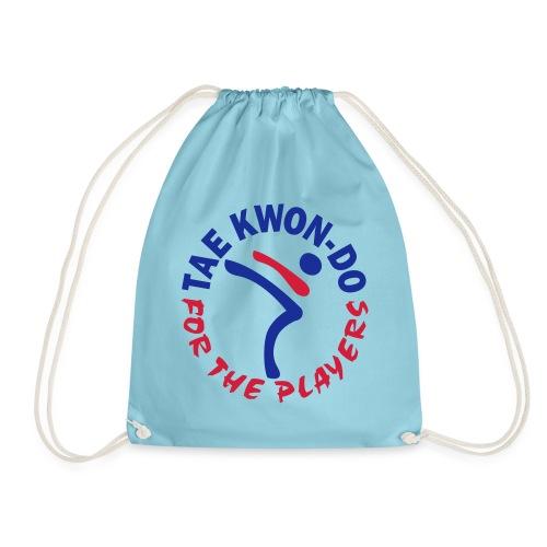 Taekwondo for the players - Drawstring Bag
