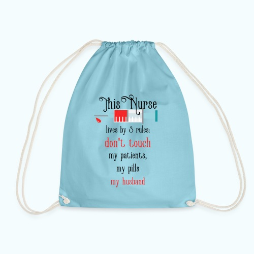 ONLY RULE! - Drawstring Bag
