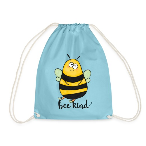 Bee kid - Drawstring Bag