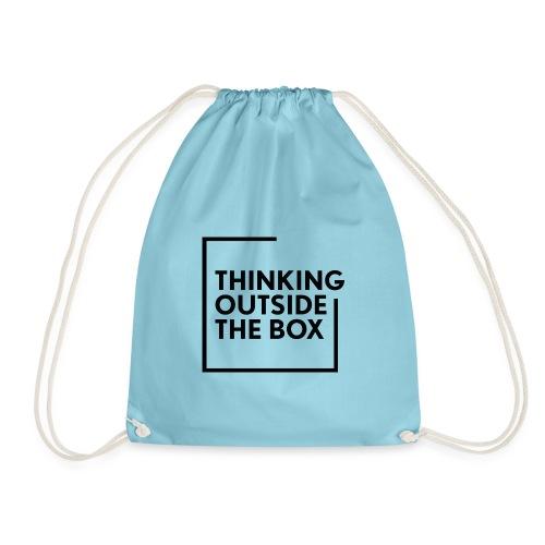 Thinking outside the box - Turnbeutel