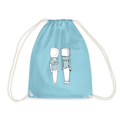 Plastic Generation - Drawstring Bag