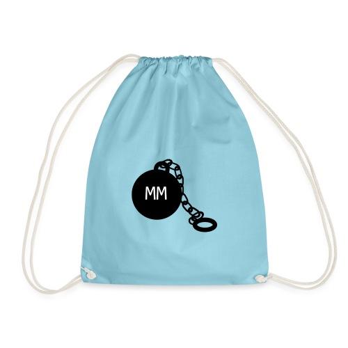 Bomb Mani Merch - Drawstring Bag
