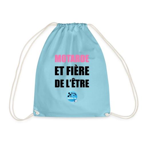 Mixis.fr - Motarde Et Fière De L'Etre - Sac de sport léger
