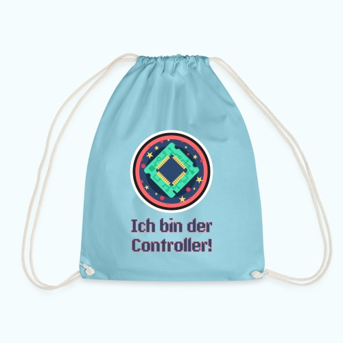 I am the controller - Drawstring Bag