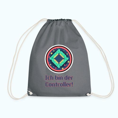 I am the controller - Drawstring Bag