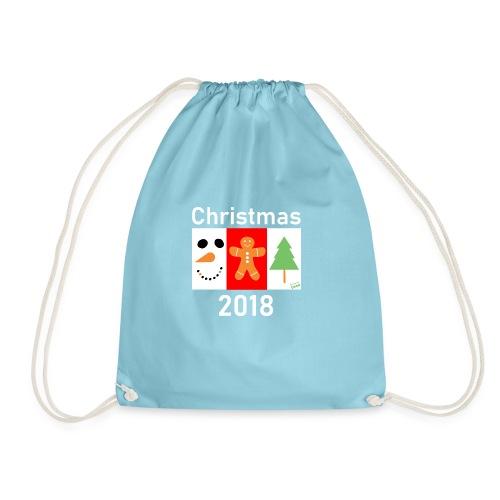 Christmas 2018 - Drawstring Bag