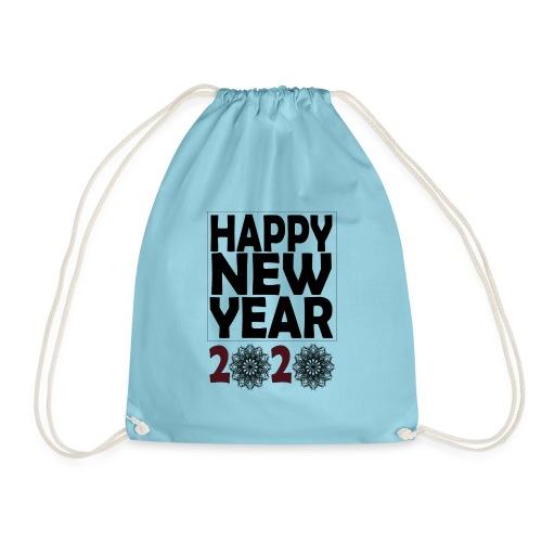 Happy new year 2020 T-shirt - Sac de sport léger