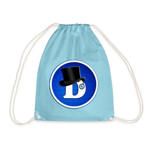 merch png - Drawstring Bag