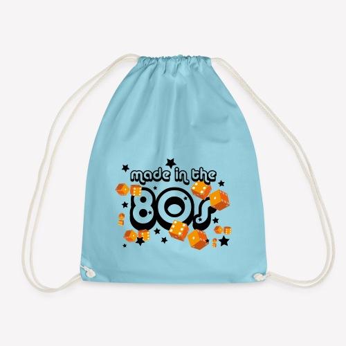 Made in the 80s – Orange - Turnbeutel