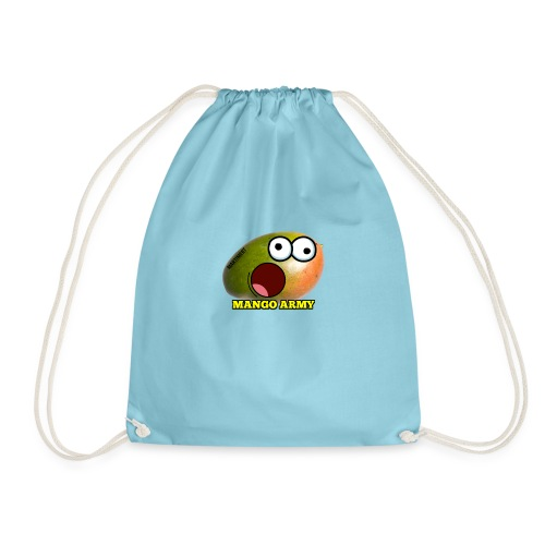 Martimert's Mango Design 3 - Drawstring Bag