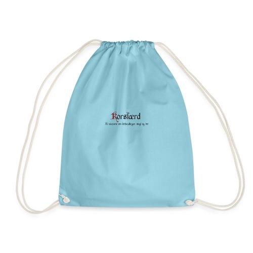 Korsfærd - Sportstaske