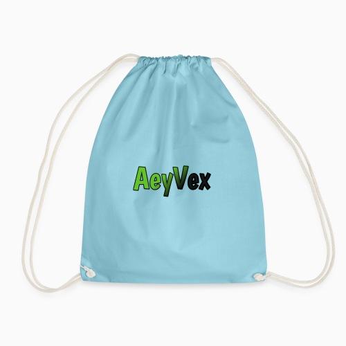 AeyVex Merch - Drawstring Bag