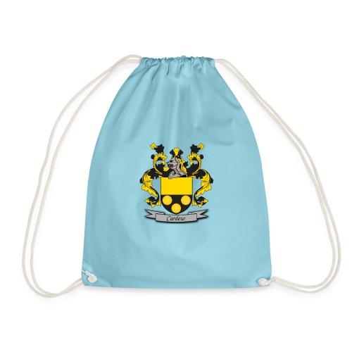 Cardew Family Crest - Drawstring Bag