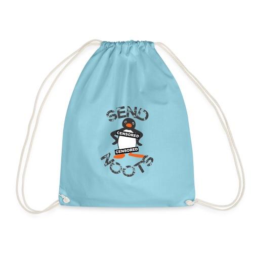 Noot Noot Pingu - Drawstring Bag