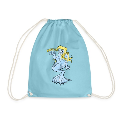 MERMAID TEXTILES AND GIFTS - Merenneito lahjatuote - Jumppakassi