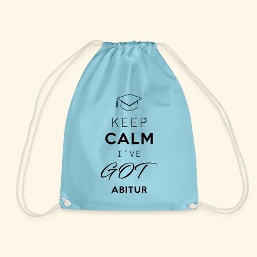 Keep Calm I´ve Got Abitur - Turnbeutel