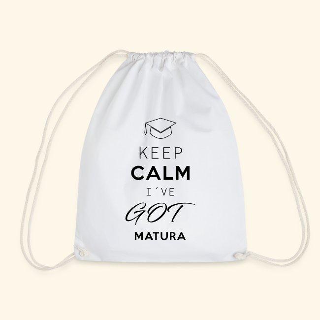 Keep Calm I´ve Got Matura