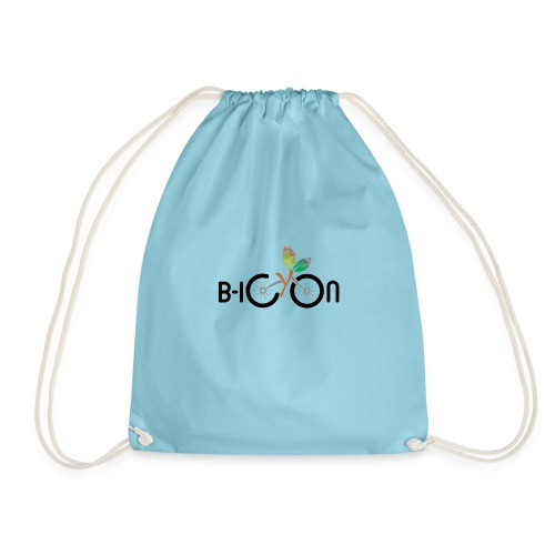 B-Icon Logo (Light Colored Items) - Gymtas