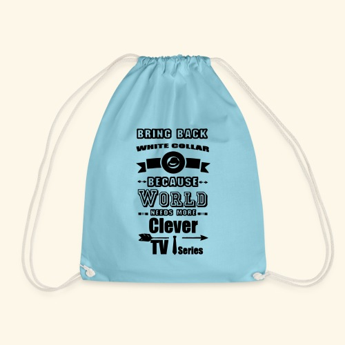 Clever TV Series - Drawstring Bag