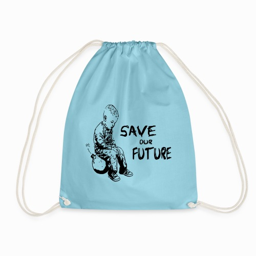 SAVE OUR FUTURE - Turnbeutel